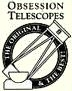Obsession Telescopes Logo